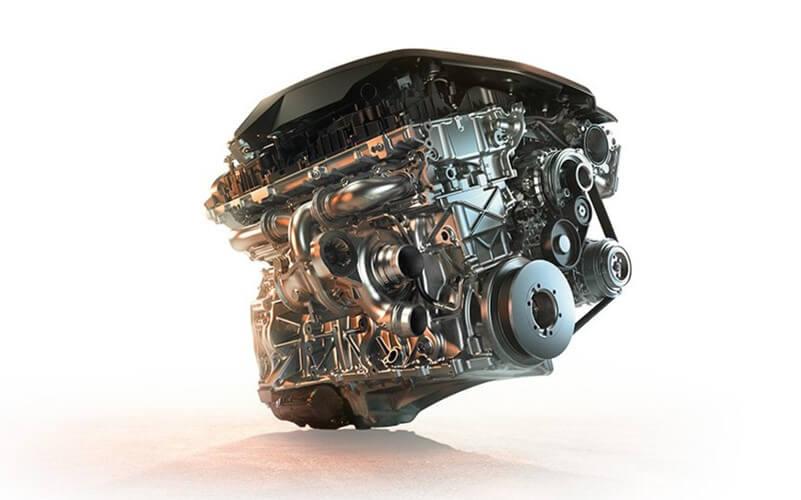 BMW1シリーズ_エンジン