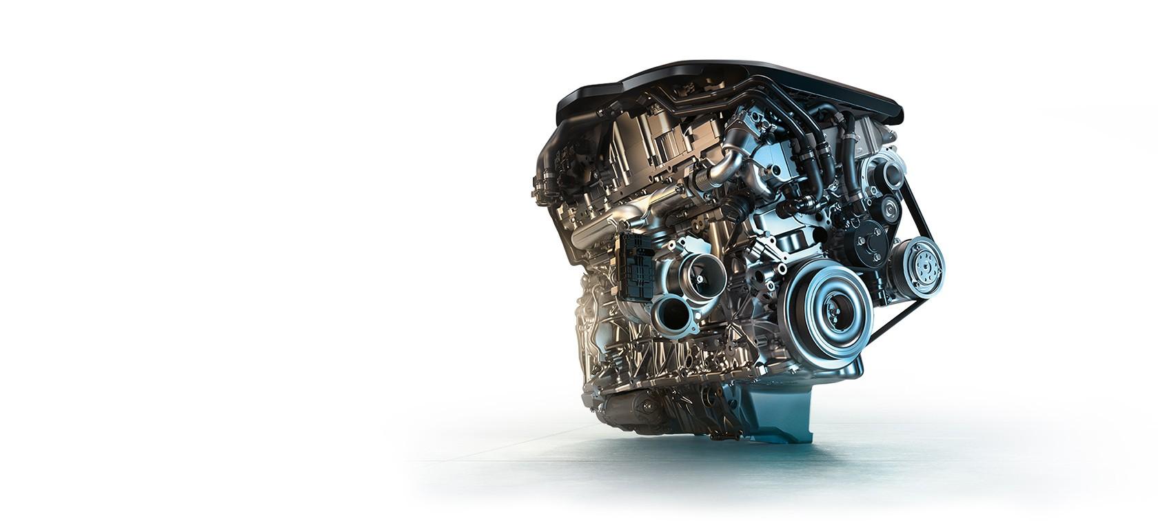 BMW 5シリーズツーリング_エンジン