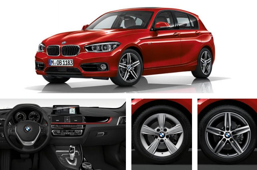 BMW1シリーズ_スポーツ・ライン