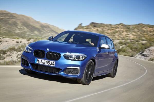 BMW1シリーズ_走行イメージ