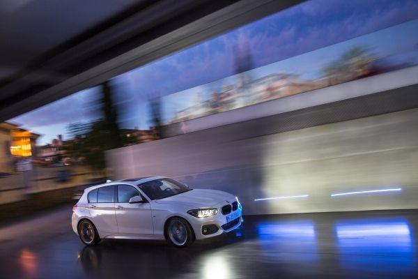 BMW 1シリーズ_走行イメージ