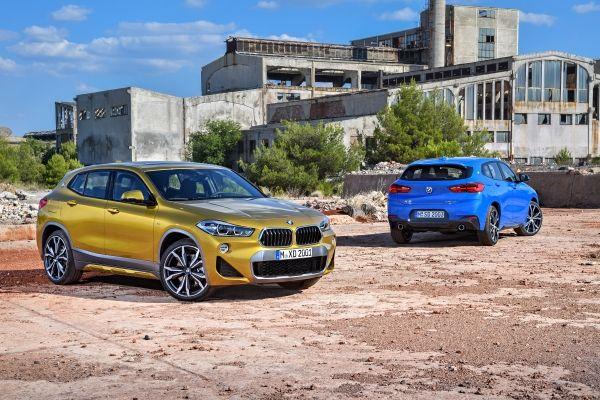 BMW X2_外観