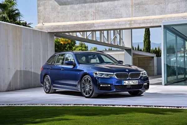 BMW_5シリーズツーリング_外装デザイン