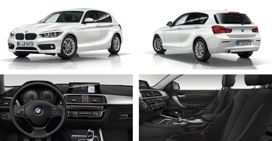 BMW1シリーズ_スタンダード・ライン