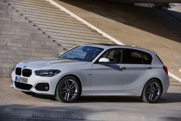 BMW 1シリーズ_外観デザイン