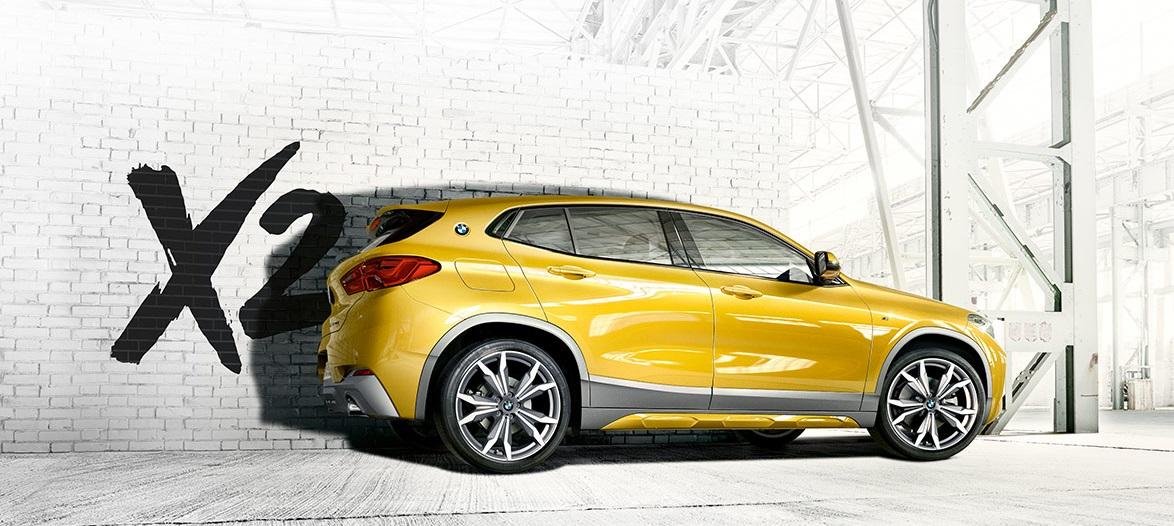 BMW X2_外装デザイン