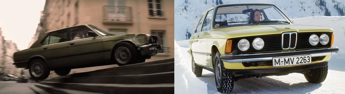ミッション・インポッシブル シリーズ最新作『フォールアウト』に初代BMW 3シリーズが登場!