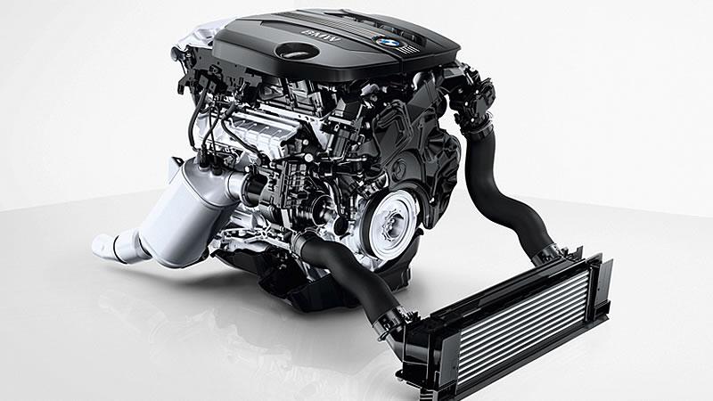 BMWディーゼルエンジン
