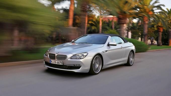 BMW 6シリーズ・カブリオレ(F12)
