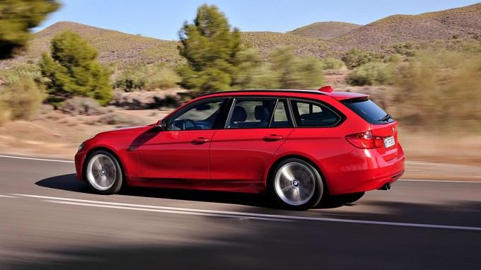 BMW 3series Touring F31