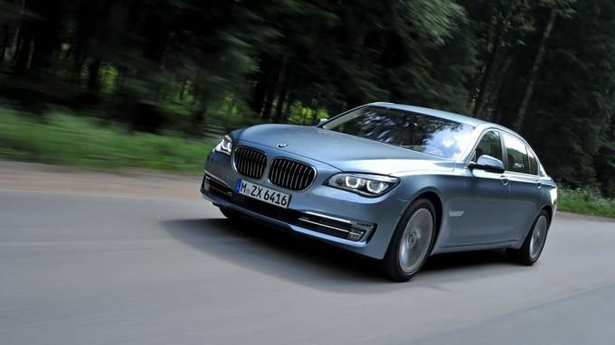 BMW7シリーズ(F01/F02/F03/F04)