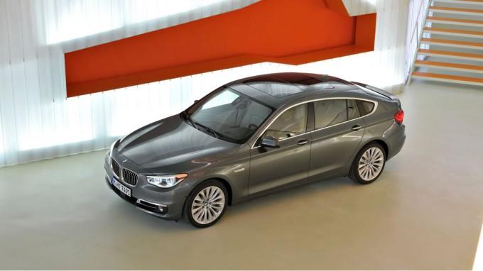 BMW 5シリーズ・グランツーリスモ(F07)