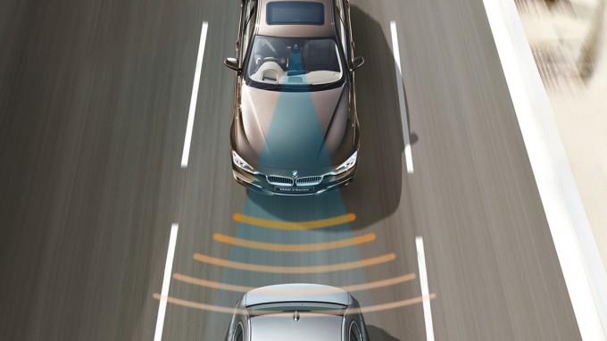 BMWアクティブクルーズコントロール