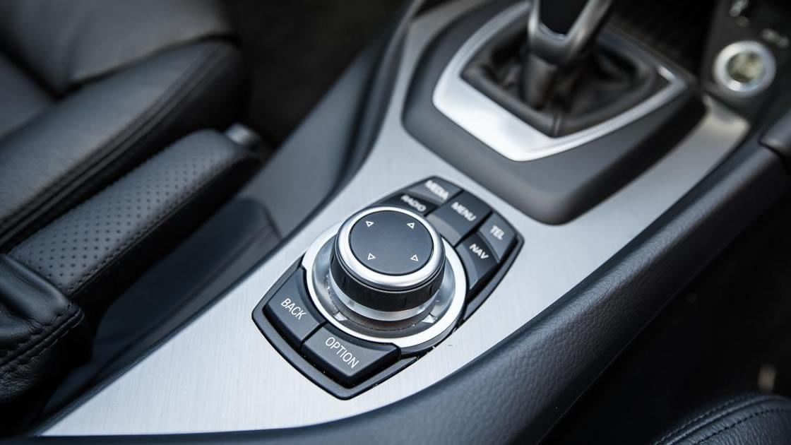 BMW X1 iDrive