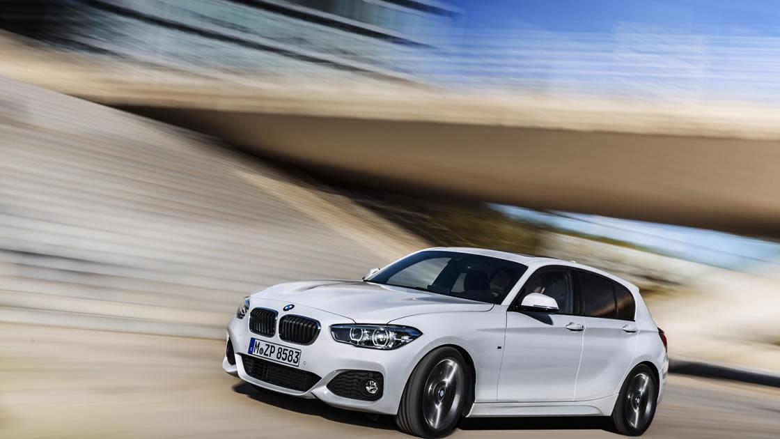 BMW 1シリーズ(F20)