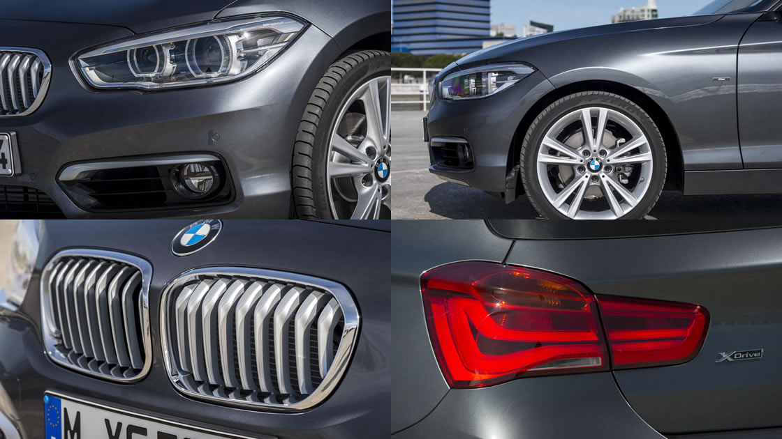 BMW・1シリーズの画像 p1_34