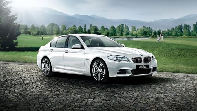 BMW 5シリーズExclusive Sport