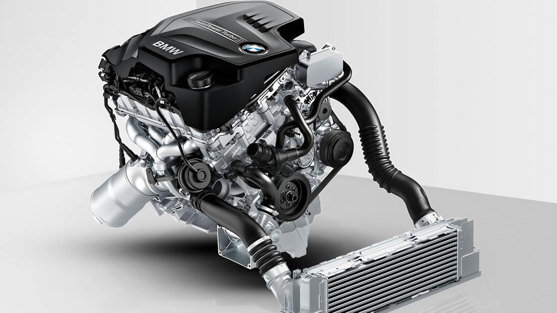 245ps BMWディーゼルエンジン