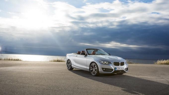 BMW2シリーズ カブリオレ(F23)