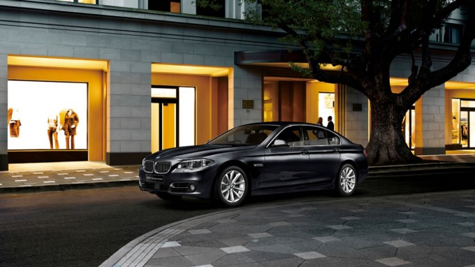 BMW 5シリーズ「INNOVATOR」