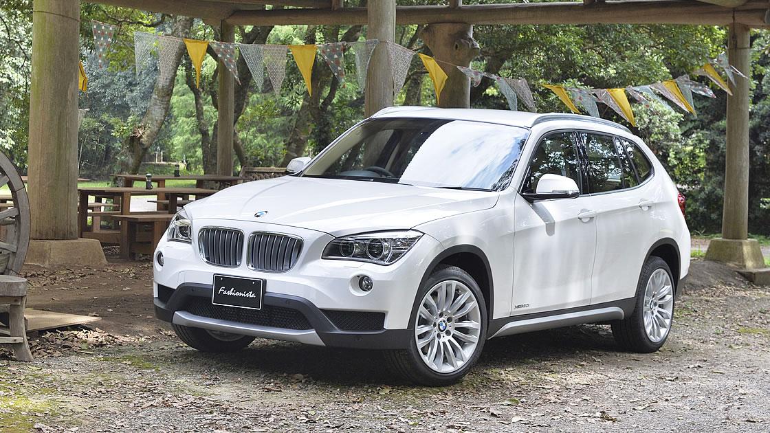 BMW X1限定車「BMW X1 Fashionista」を発売